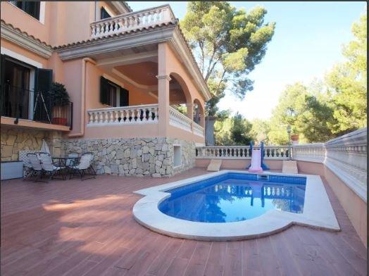 Villa mediterranea Ca Nostra, Mallorca, alquiler de vacaciones en Palmanova