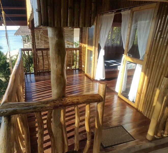 honeymoon suite room verandah