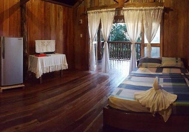 Honeymoon suite room
