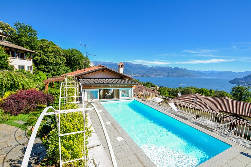 Villa Marinaio, vacation rental in Vedasco