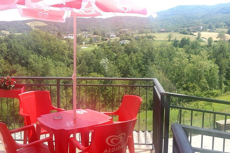 Affitta camere B&B Locanda di Metti, vacation rental in Gropparello