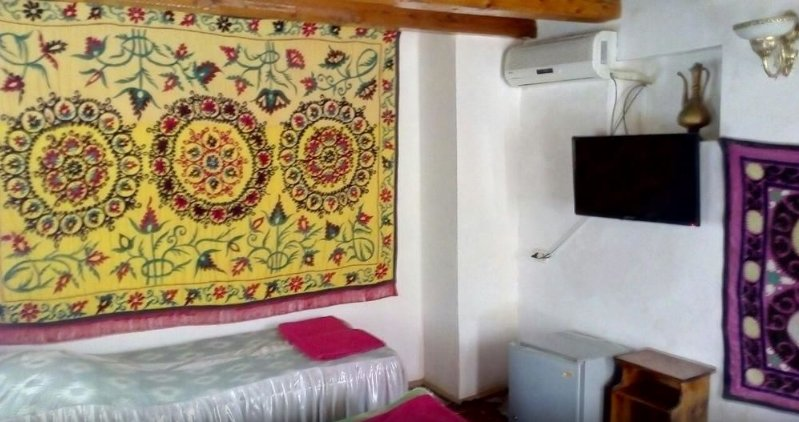Bukhara Hotels Miraziz Ambari - Twin Room 4, alquiler de vacaciones en Uzbekistán