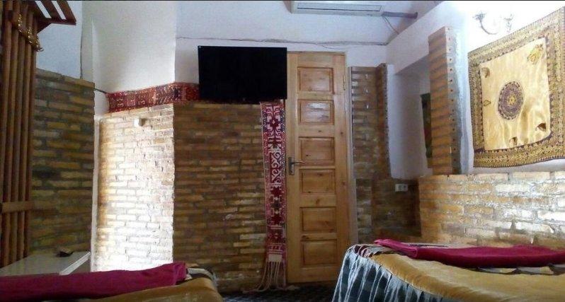 Bukhara Hotels Miraziz Ambari - Twin Room 5, alquiler de vacaciones en Uzbekistán