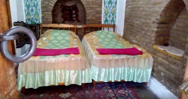 Bukhara Hotels Miraziz Ambari - Twin Room 6, alquiler de vacaciones en Uzbekistán