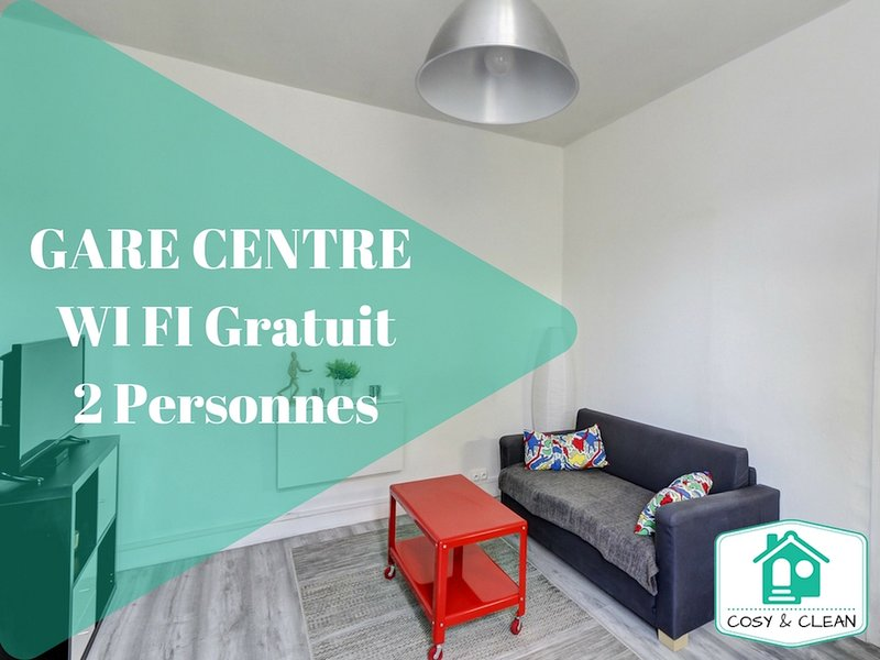 LE PETIT PALLIOT ★ COSY & CLEAN ★, vacation rental in Fontaine-les-Dijon