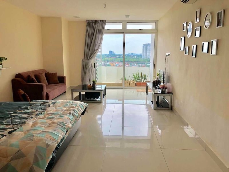 KSL D'Esplanade Residence Lively Apartment, holiday rental in Johor Bahru