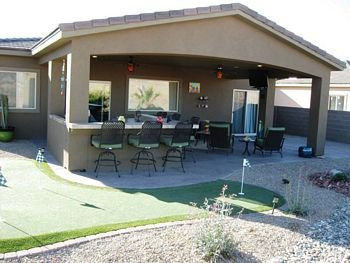Neil and Laurie Summerhays, holiday rental in Mesquite