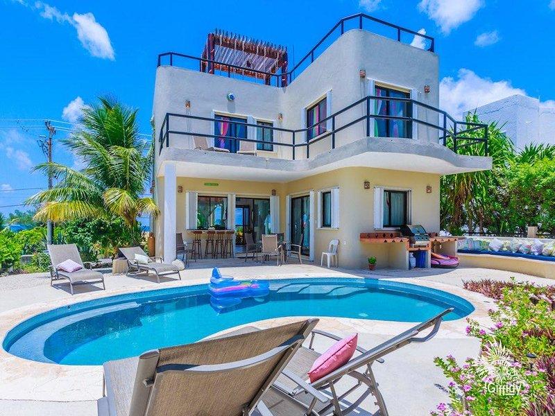 Casa Vive Con Fe, location de vacances à Playa Mujeres