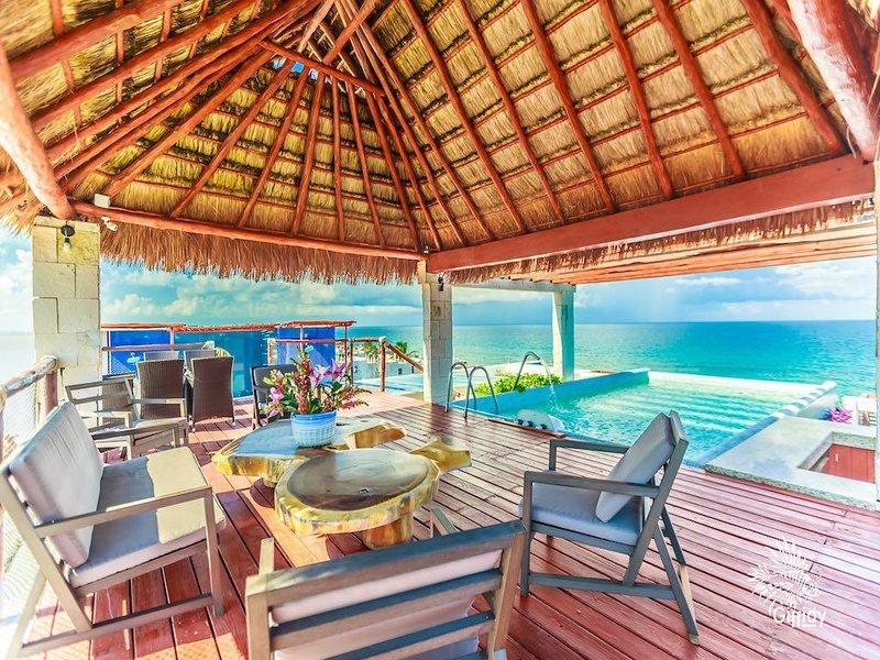 Deep Blue Condos - Entire, holiday rental in Isla Mujeres