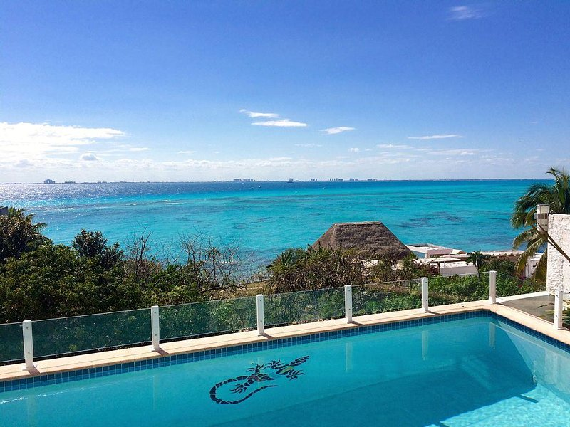 Casa Mar Azul, location de vacances à Playa Mujeres