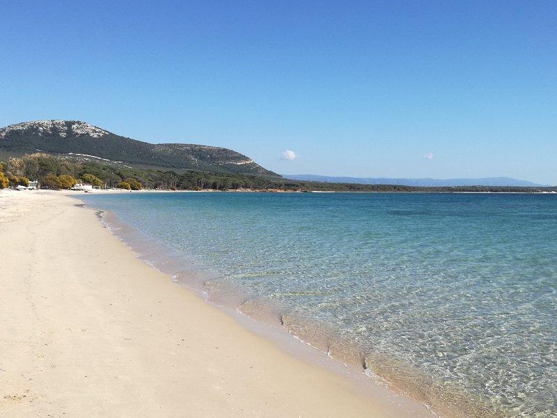 Mugoni Beach, Alghero
