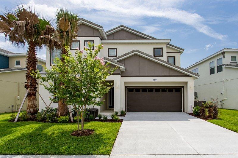 Fantastic Florida Vacation Home - 6 lits avec piscine privée et spa. Situé dans la station fermée de Bella Vida, Kissimmee