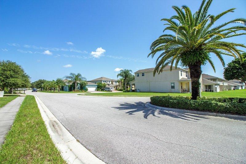 Providence Resort, Florida - peaceful community close to Disney & Universal Studios Orlando