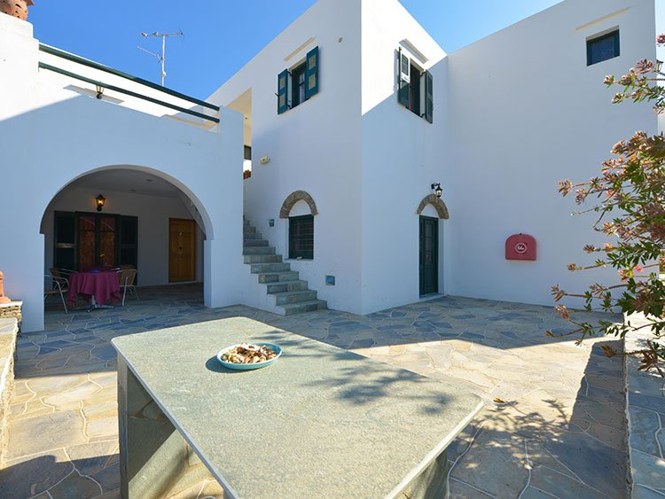 Apartment 3, holiday rental in Chrisopigi