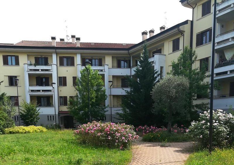 Cerese di Borgo Virgilio alle porte di Mantova, casa vacanza a San Benedetto Po