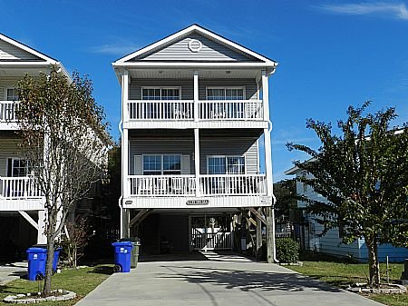 5 By The Sea, holiday rental in Surfside Beach