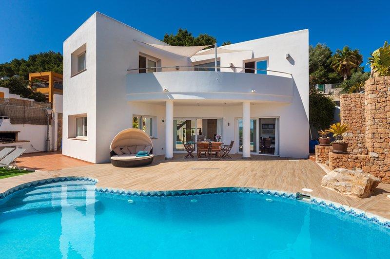 Los Cuatro Arcos, Villa 5StarsHome Ibiza, holiday rental in Sant Josep de Sa Talaia