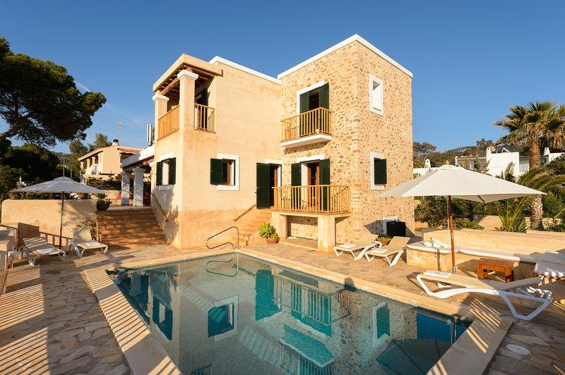 Sa Punta, Villa 5StarsHome Ibiza, holiday rental in Sant Josep de Sa Talaia