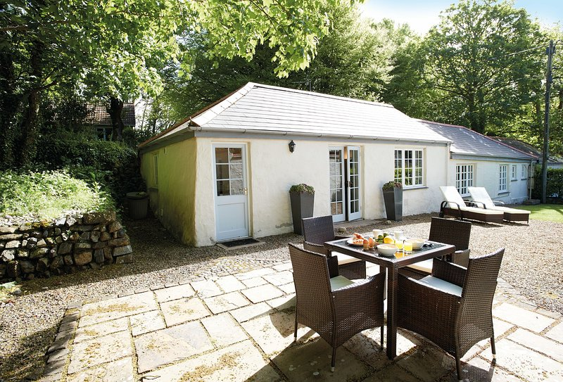 Spring Water Barn, holiday rental in Wendron