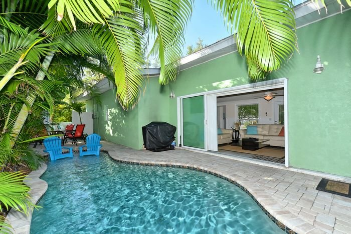 Seagrass Retreat, holiday rental in Holmes Beach