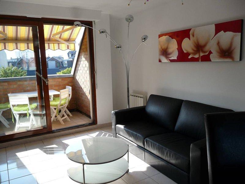 Location Appartement F3/Parking/300 m de la plage, vacation rental in Berck