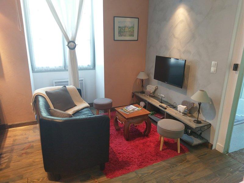 Résidence du Parc _ Appartement Rougail, aluguéis de temporada em Beost