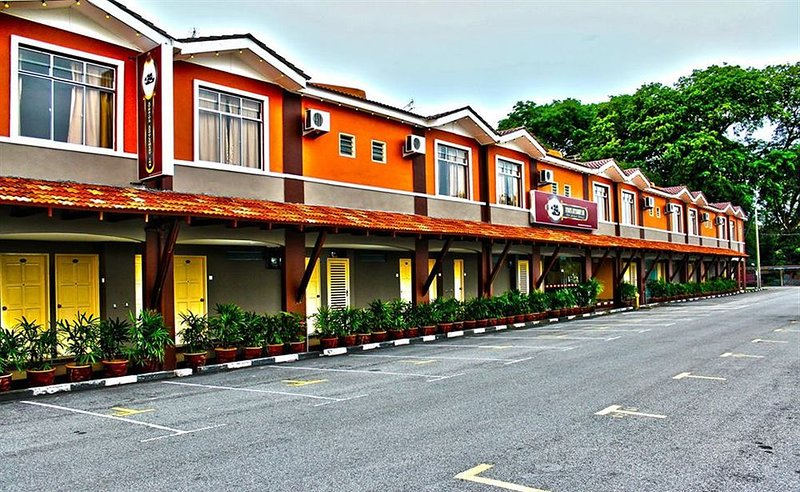 SSINN Homestay Holiday Apartments (Standard Room 1), alquiler de vacaciones en Bemban