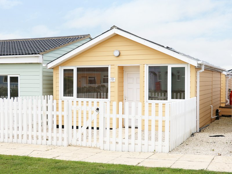 ANMER 13, beach short walk away, outskirts of Mundesley, alquiler vacacional en Swafield