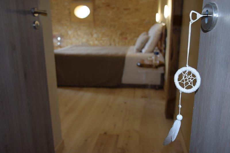 Chambres d'hôtes L'Intemporelle-Parfum de Nature, location de vacances à Saint-Chamassy
