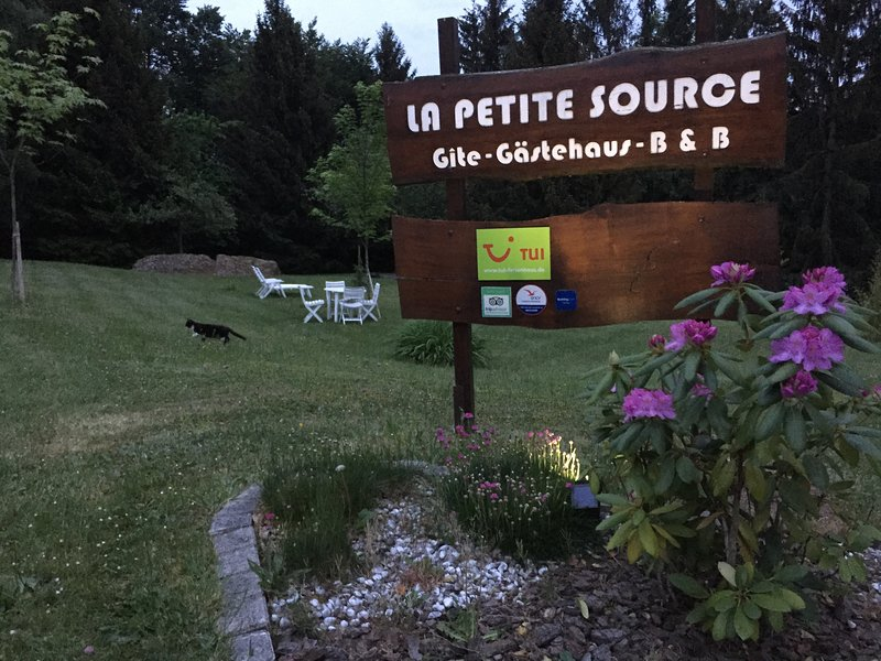 LA PETITE SOURCE le Gîte, holiday rental in Saverne