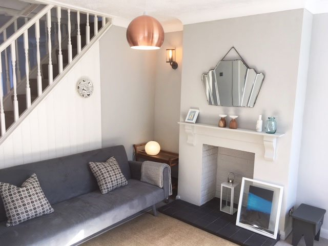 Sea Song Cottage, Broadstairs, with large private garden, holiday rental in Kingsgate