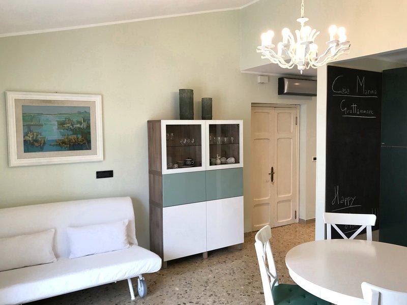 Casa Marina Grottammare, holiday rental in Province of Ascoli Piceno