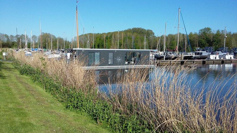 Meer erleben...exklusives Hausboot, casa vacanza a Lettelbert