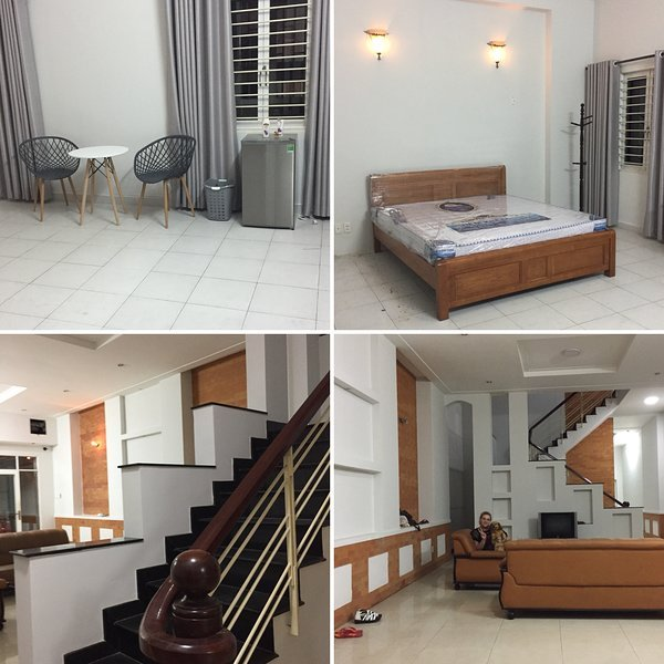 Spacious Luxury House For Holiday Rentals / Apartment #4, vacation rental in Tan An
