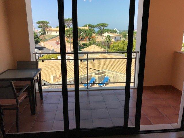 Balcony off Lounge