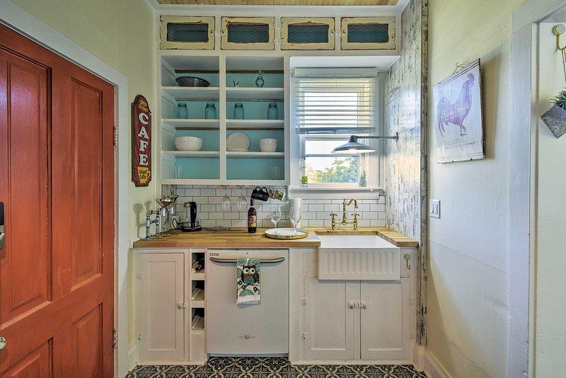 Este 1 dormitorio, 1 baño apartamento de vacaciones tiene capacidad para 4 huéspedes.