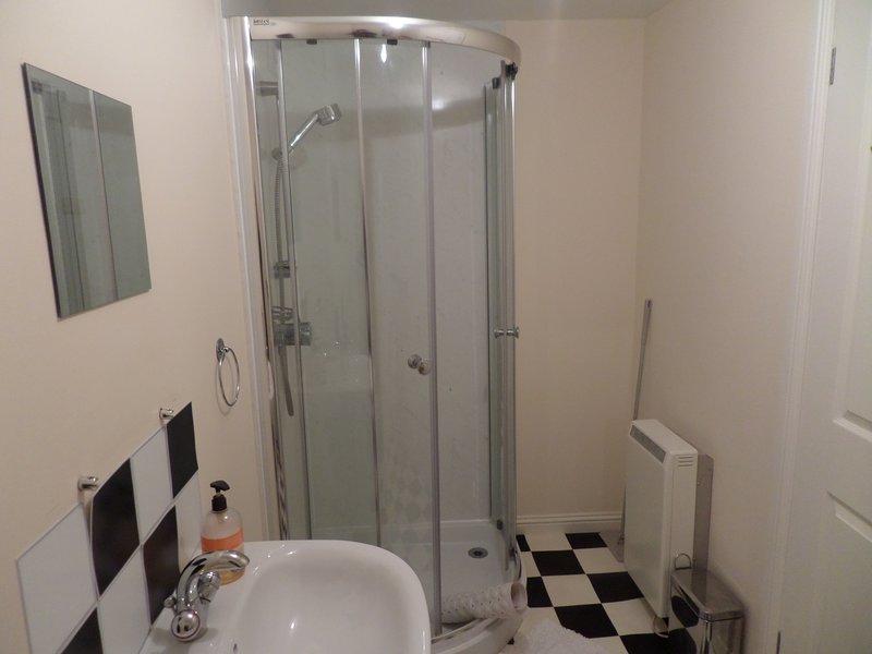 quadrant shower.