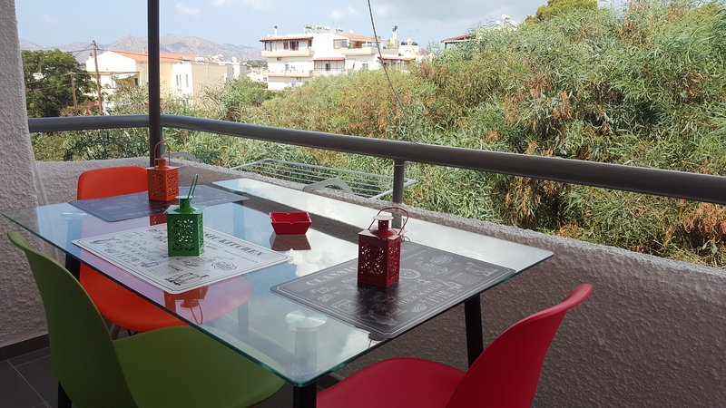 Elaida Studio Chania, holiday rental in Kalathas