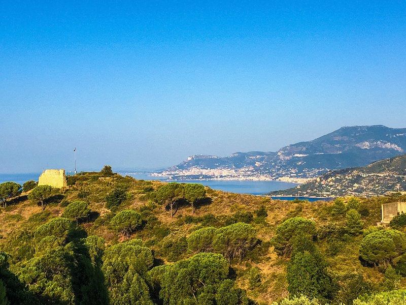 Quintessential Mediterranean Country Villa, holiday rental in Ventimiglia
