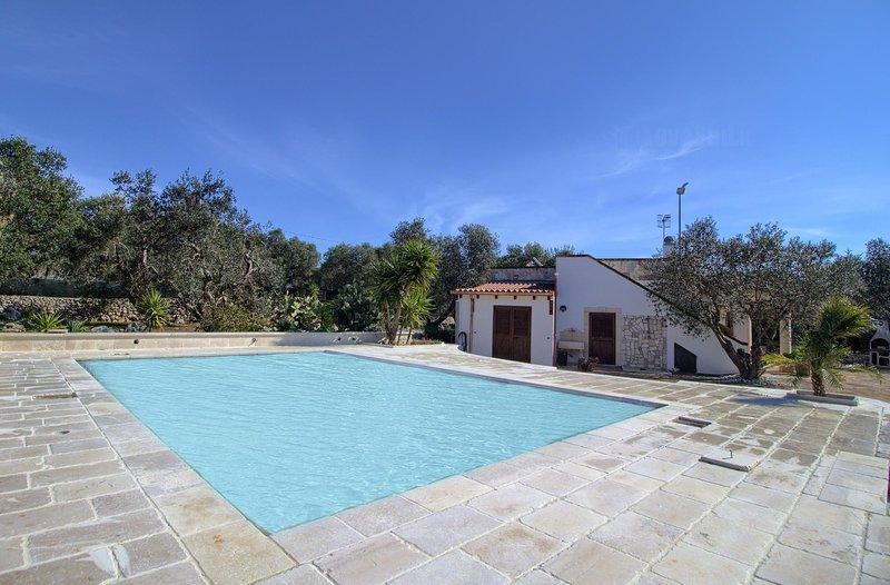Cavaliere lovely pool home, aluguéis de temporada em Santa Maria di Leuca