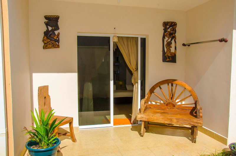 Wyntaa Apartment, holiday rental in Buccoo