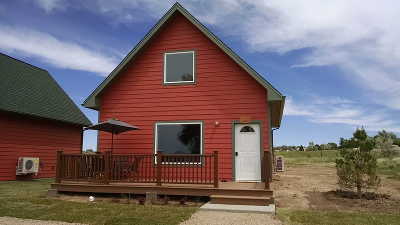 Happy Trails Lodge, holiday rental in Lewis