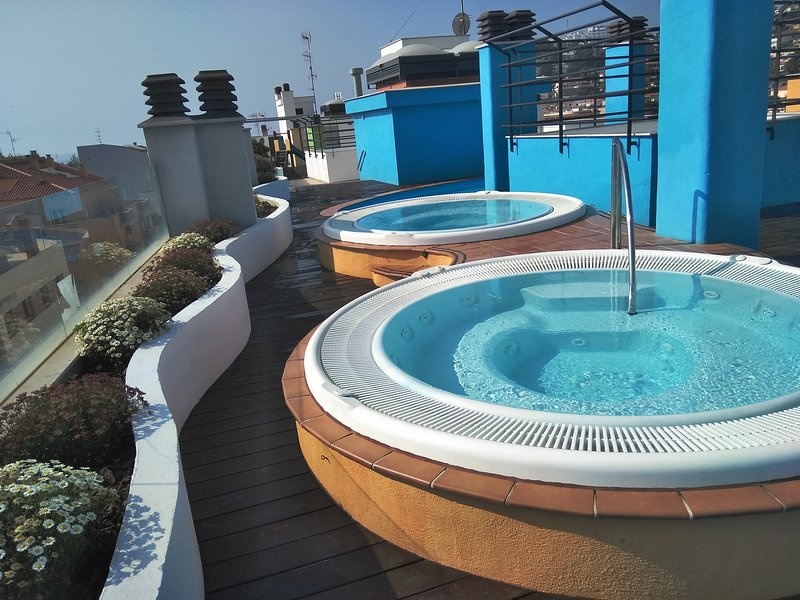 Centrico, proximo playas y castillo,ideal familias, alquiler de vacaciones en Peñíscola