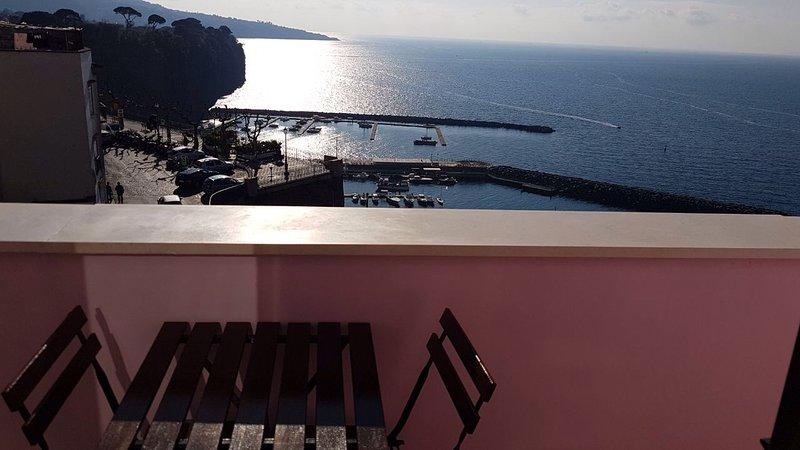 Le Terrazze di Anna - spettacolare vista sul golfo, holiday rental in Piano di Sorrento
