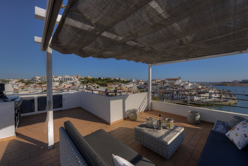 Vila Vida (House and Apartment), vacation rental in Ferragudo
