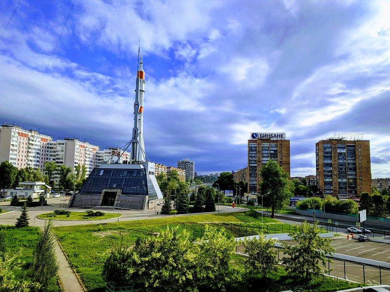 Apartment on Novo-Sadovaya, 139, vacation rental in Novokuybyshevsk