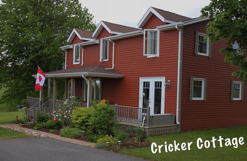 Cricker Cottage un pintoresco, tranquilo, cómodo y bien equipado y situado lejos de casa.