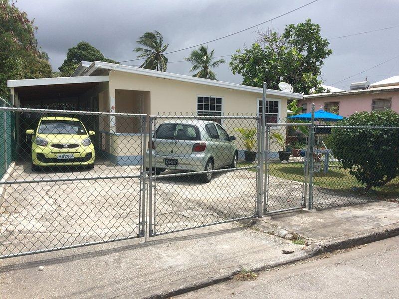 Ocean Sky Apartments Barbados (Apt.D), holiday rental in Vauxhall
