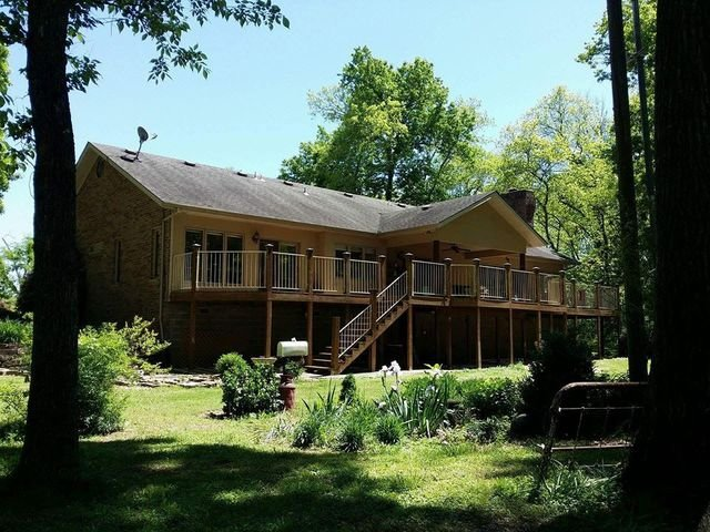 The River House Lodge is a 20 person unit built perfectly for you!    Right on Elk River.