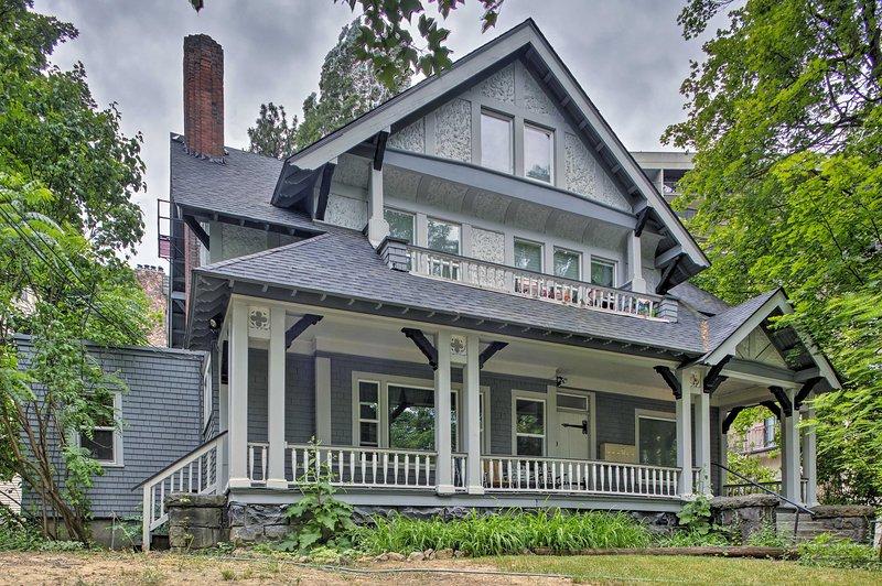 Cette belle maison a 2 lits, 1 bain unité de location de vacances pour vous!